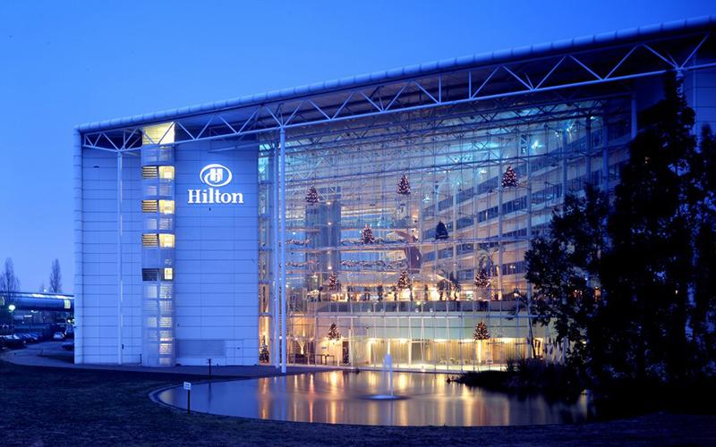 CRTA Hilton Hotel Heathrow